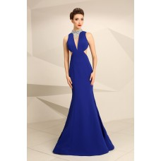 Nataliya Couture Dress Annie Gown in Royal Blue