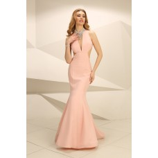Nataliya Couture Dress Annie Gown in Blush Pink
