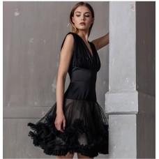 Bronx And Banco Lucia Dress Black