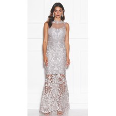 Grace & Hart Breathless Love Gown Silver