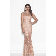 Grace & Hart Breathless Love Gown Champagne