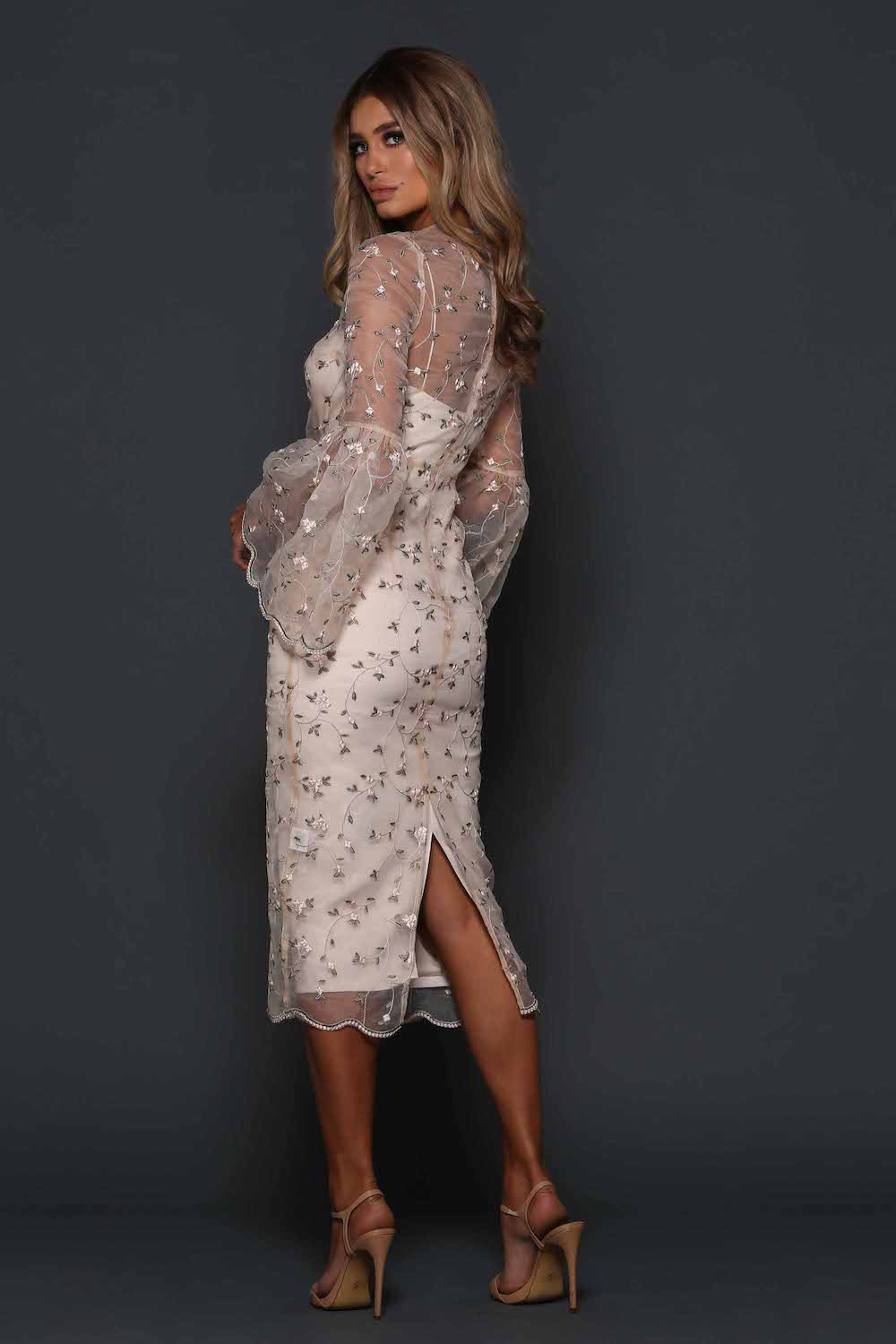 Elle Zeitoune Gayle Dress Uk Stockist Fab Boutique