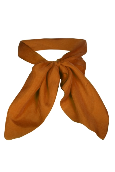 Sarvin Cleo Gold Neck Scarf